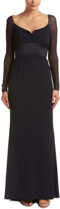 Escada Empire Waist Gown