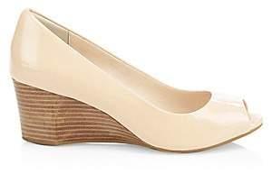 Cole Haan Women's Sadie Patent Leather Wedge Heels