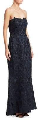 Morley Helen Desire Beaded Lace Gown