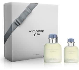 Dolce & Gabbana Beauty Light Blue pour Homme Set