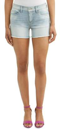 Time and Tru Women's 4.5 Denim Shorts