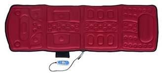 Equipment Soozier 10-Motor Heated Vibration Massage Plush Mat -