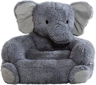 Trend Lab Plush Elephant Chair