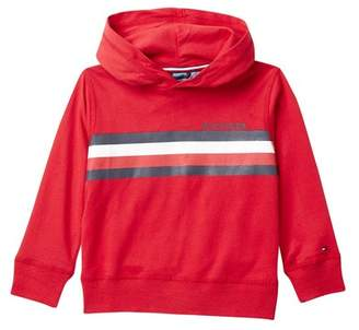 Tommy Hilfiger Signature Stripe Pullover Sweater (Toddlers)