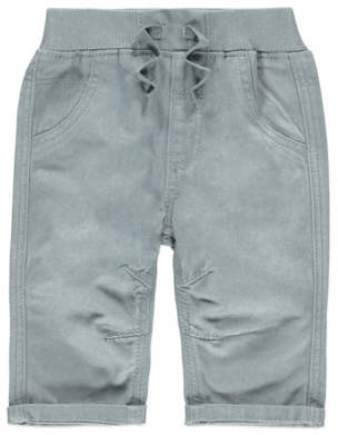 George Grey Woven Trousers