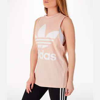 adidas Women's Trefoil Muscle Tank