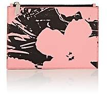 Calvin Klein Women's Small Leather Pouch - Pink