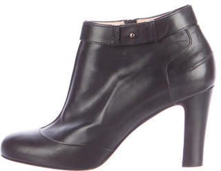 Christian Louboutin Christian Louboutin Buckle-Accented Ankle Boots