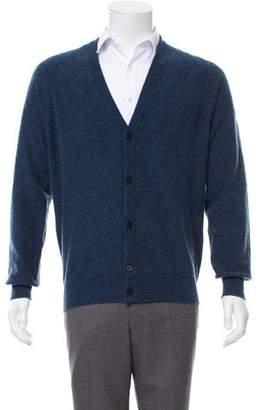 Maison Margiela Cashmere Cardigan Sweater
