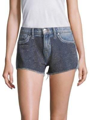 Hudson Kenzie Denim Shorts