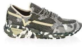 Diesel Camouflage Sneakers