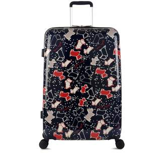 Radley Splodge Dog Large Wheel Case