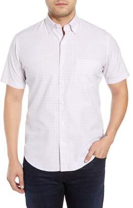 Peter Millar Florence Regular Fit Short Sleeve Sport Shirt