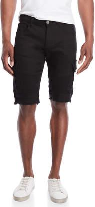 X-Ray X Ray Moto Denim Shorts