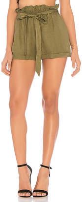 Chaser Paperbag Waist Shorts