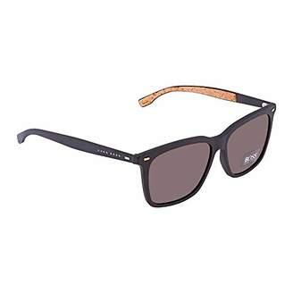 HUGO BOSS BOSS by Men's B0883s Square Sunglasses