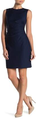 Theory Jorainna Sleeveless Sheath Dress