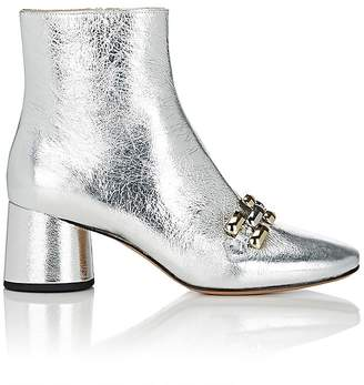 Marc Jacobs Women's Remi Chain-Link Ankle Boots
