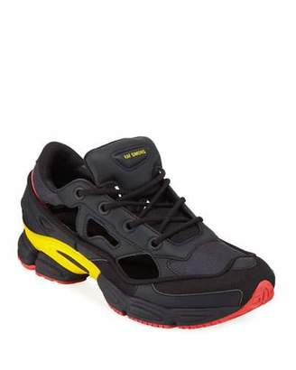 Adidas By Raf Simons Men's Ozweego Replicant Trainer Sneakers, Belgium National Day