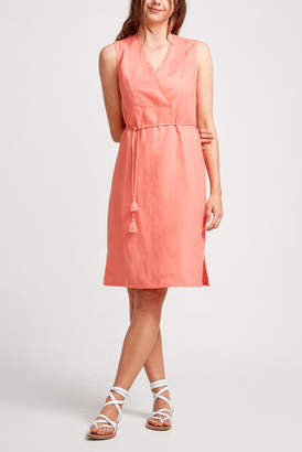 Sportscraft Signature Whitehaven Linen Dress