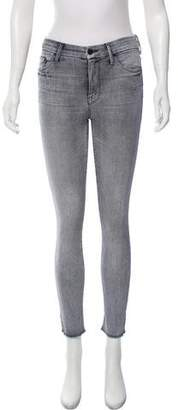 Mother Looker High-Rise Jeans