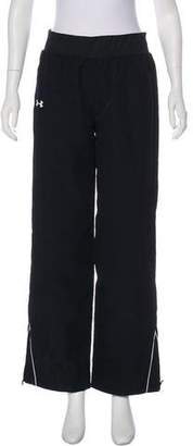 Under Armour Mid-Rise Track Pants