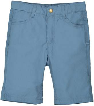 La Redoute Collections Canvas Bermuda Shorts, 3-12 Years