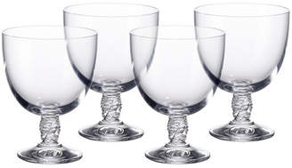 Villeroy & Boch Montauk White Wine, Set of 4