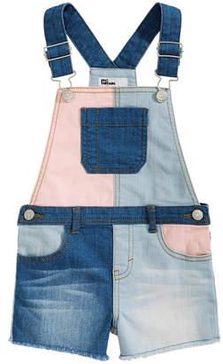 02a594b3761 Epic Threads Little Girls Colorblocked Shortalls