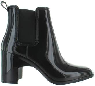 Jeffrey Campbell Women's Hurricane Rain Booties