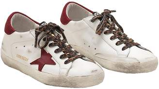 Golden Goose Superstar Sneaker for Women Size G31WS590.C84