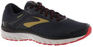 Brooks Men's Adrenaline GTS 18 Running Shoe (BRK-110271 1D 4078870 9 WHT/Gry/TAN)