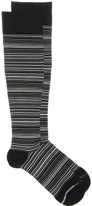 23079bd6d9f Dr. Motion Pinstripe Mild Compression Knee Socks - Men s