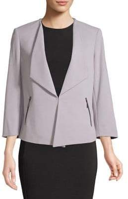 Nipon Boutique Foldover Jacket