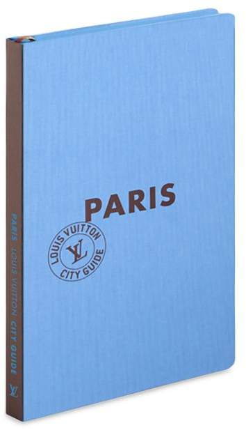 Paris City Guide Book