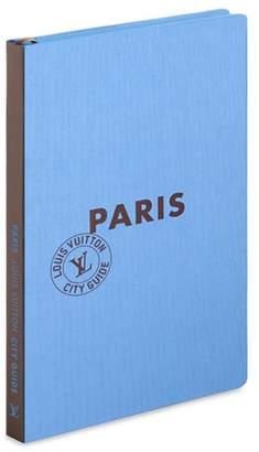 Louis Vuitton Paris City Guide Book