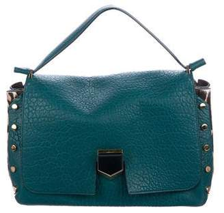 Jimmy Choo Ponyhair & Leather Lockett Bag