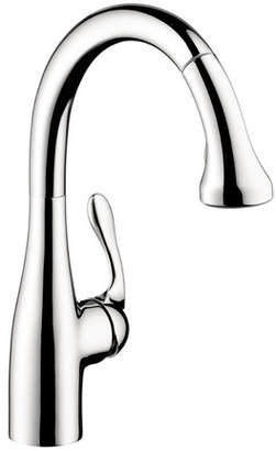 Hansgrohe Allegro E Pull Down Bar Faucet