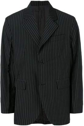 Yang Li pinstripe blazer
