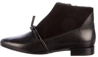 3.1 Phillip Lim3.1 Phillip Lim Louie Leather Ankle Boots w/ Tags