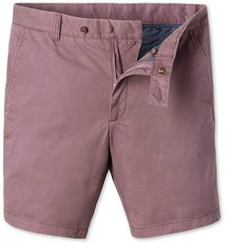 Light Pink Chino Cotton Shorts Size 30 by Charles Tyrwhitt