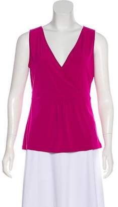 Calvin Klein Sleeveless Woven Top