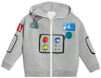 Burberry Astronaut hoodie