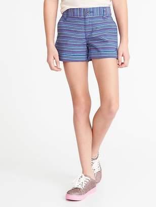 f0aeb756e Old Navy Multi-Stripe Seersucker Shorts for Girls