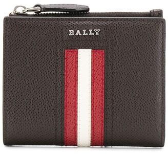 Bally Trasai zipped wallet