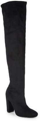 RENVY Maya Microsuede Knee-High Boots