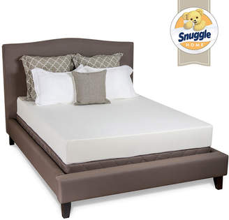 SNUGGLE HOME Snuggle Home 8 Tight-Top Memory Foam Mattress
