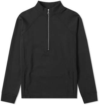 Folk Rivet Funnel Neck Sweat