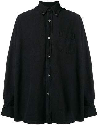 Our Legacy oversized button down shirt