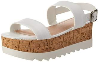 Madden-Girl Women's SUGARR Wedge Sandal